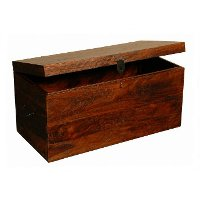 Jaipur Home Wood Trunk