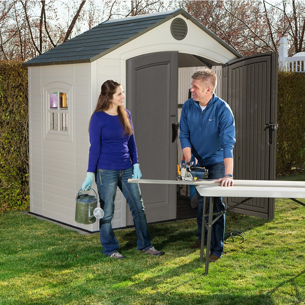 Outdoor Storage Shed   RC Willey Furniture Store