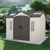 60005 Lifetime 10 ft. x 8 ft. Outdoor Storage Shed