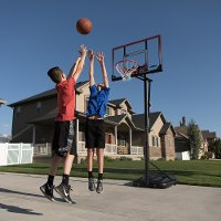 71566 Lifetime 50 in. Portable Basketball Hoop