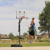 71522 Lifetime 54 in. Acrylic Portable Hoop