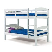 Woodcrest Twin Bunk Bed