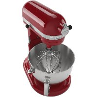 KP26M1EREMPIRE-RED Professional 600 Series Empire Red KitchenAid Mixer