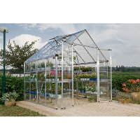 HG8008 Poly-Tex Snap & Grow 8' x 8' Greenhouse