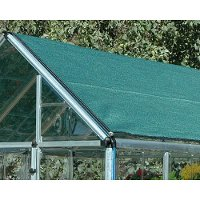 HG1012 Poly-Tex Green 8' x 12' Shade Cloth