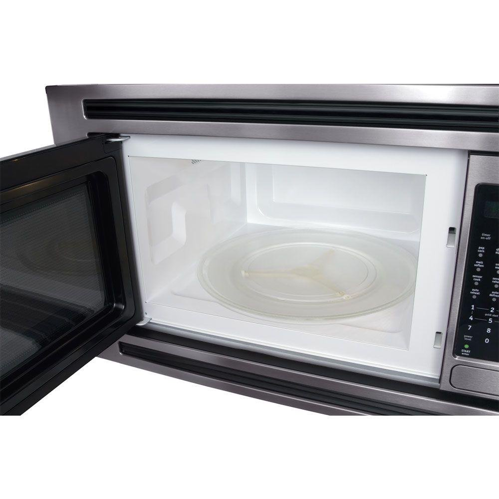 Frigidaire 2 0 Cu Ft Countertop Microwave Stainless Steel Rc Willey Furniture
