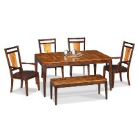 Marquis Dining Table Rc Willey Furniture Store