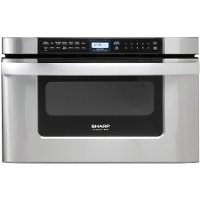 KB-6524PS Sharp 24 Inch 1.2 cu. ft. Microwave Drawer - Stainless Steel