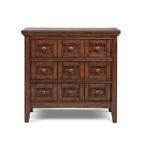 Harrison Cherry Casual Traditional Nightstand