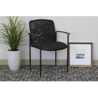 Back Mesh Guest Chair