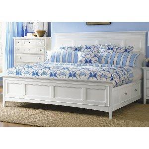 kentwood magnussen queen storage bed