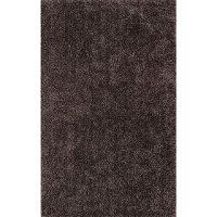 5 x 8 Medium Gray Area Rug - Illusions