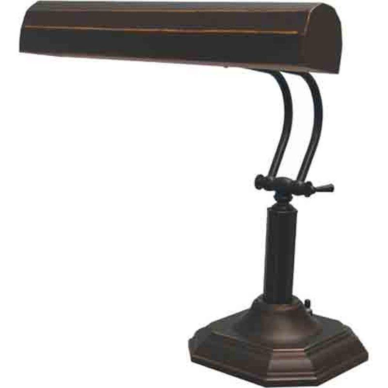 Dark Bronze Piano Desk Lamp