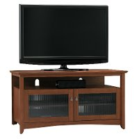 Cherry Brown Traditional 45 Inch TV Stand - Buena Vista
