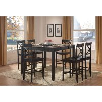 Homelegance 5 piece dining set rc willey furniture store for Home elegance furniture warehouse