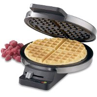 WMR-CATRAD Round Classic Cuisinart Waffle Maker