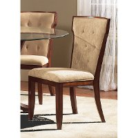 Bassett Mirror Side Chair Rc Willey Furniture Store