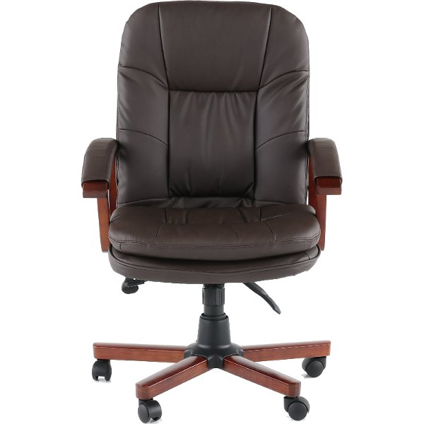 ... Bomber Brown Executive Office Chair