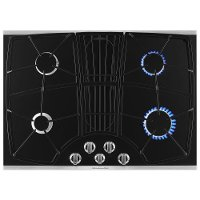 KGCD807XSS KitchenAid 30 Inch Downdraft Gas Cooktop