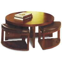 round coffee table | rc willey furniture store