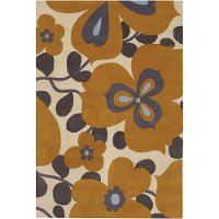The Amy Butler Collection <i>by Chandra</i> 5' x 7.6' Area Rug
