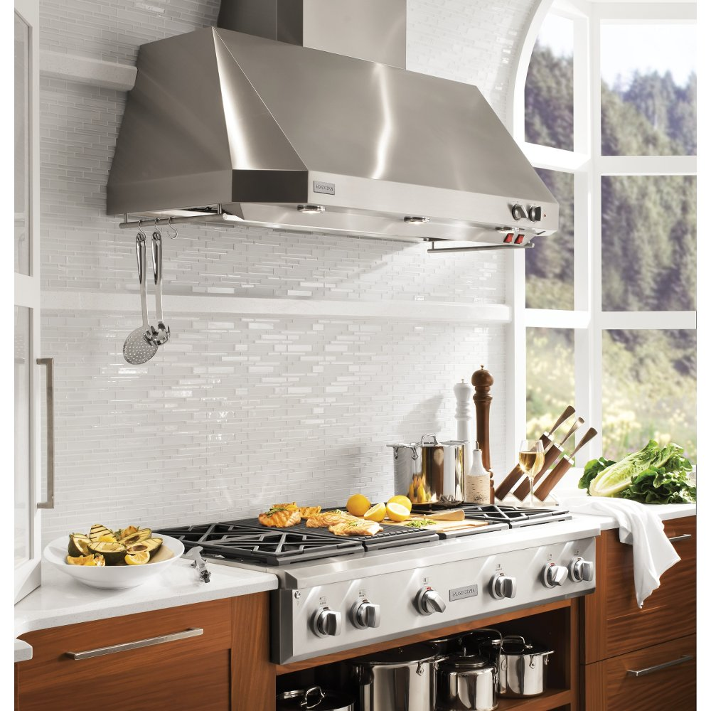 GE Monogram 48 Inch Professional Hood   Stainless Steel | RC Willey  Furniture Store
