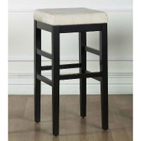 Sonata Ebony/Beige 26 Inch Counter Stool