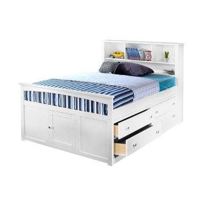 bayfront new classic full size bed - Captain Bed