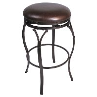 4264-832 Brown 30 Inch  Swivel Bar Stool - Lakeview