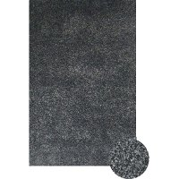 5 x 8 Medium Charcoal Gray Area Rug - Comfort Shag