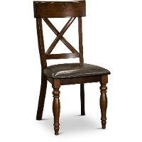 Kingston Raisin Traditional Dining Room Chair