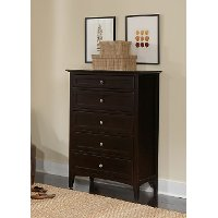 Kensington Java Chest of Drawers