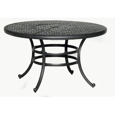 52 Inch Outdoor Patio Dining Table - Moab