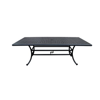 Inch Outdoor Patio Dining Table Moab RC Willey Furniture Store - 52 inch round outdoor dining table