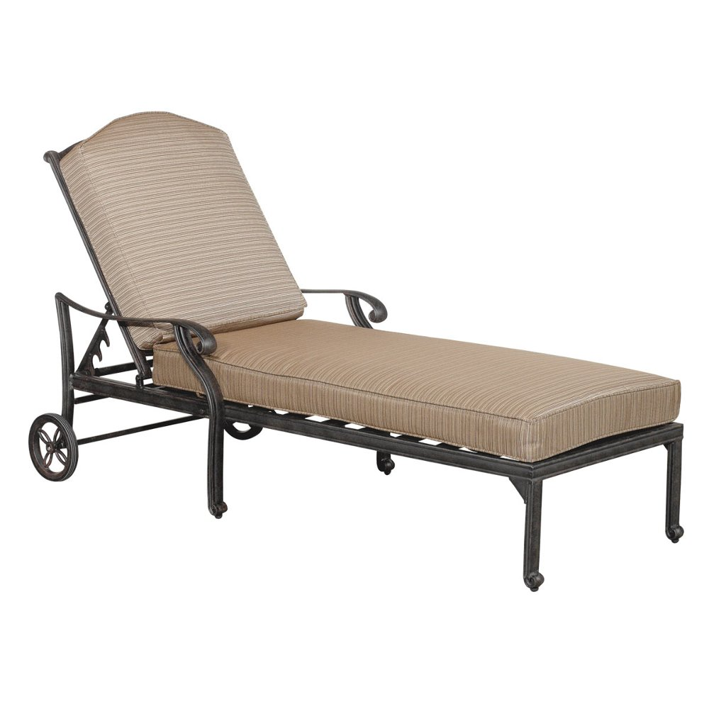 to vectra lounge current with chaise of bold cast wheels suncoast furniture sling aluminum double top pertaining lounges