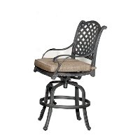 Outdoor Counter Height Patio Chair - Moab