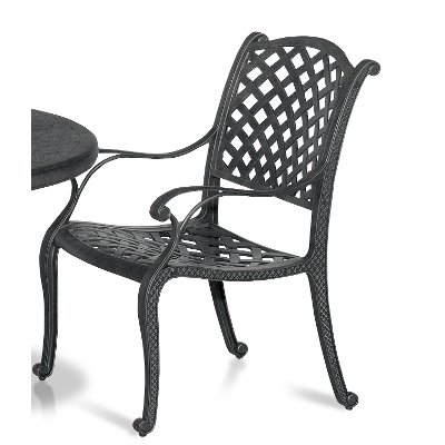 Outdoor Lattice Patio Chair - Moab