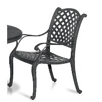 Outdoor Patio Arm Chair - Moab