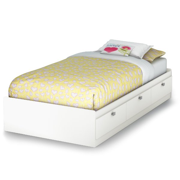 Buy a new twin bed from RC Willey.