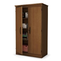 7276970 Cherry Storage Cabinet - Morgan