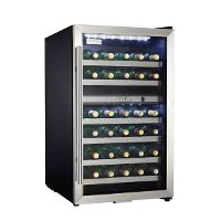 DWC114BLSDD Danby Wine Cooler - 19 Inch Stainless Steel 38 Bottle