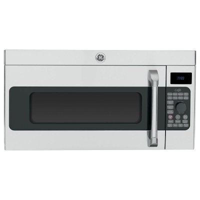 CVM1790SSSS GE Cafe Over the Range Microwave - 1.7 cu. ft. Stainless Steel