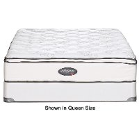 Q-M44877707803 Queen Beautyrest Enchanting Plush Pillow Top