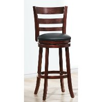 Edmond Dark Cherry 29 Inch Bar Stool