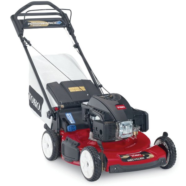 2037222personal toro 22 inch personal pace mower