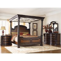 Grand estates bedroom set