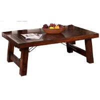 Vineyard coffee table sunny design rc willey furniture store for Table design using jsp