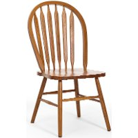 Country Oak Dining Room Chair - Classic Chestnut Collection