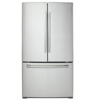 RF260BEAESR Samsung 25.5 cu. ft. French Door Refrigerator - 36 Inch Stainless Steel