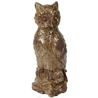 Brown Owl Statue